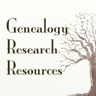 Genealogy Research Resources
