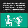 Uso de Recursos Educativos Abiertos en AICLE