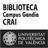 BIBLIOTECA CRAI GANDIA