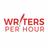 Writers Per Hour Custom Writing Service